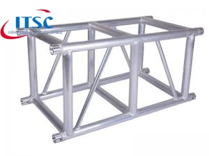 square truss Ladder